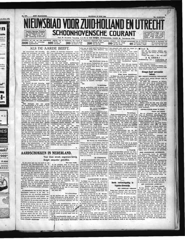 Schoonhovensche Courant 1938-06-13