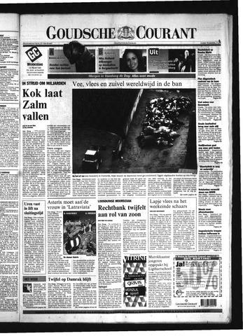 Goudsche Courant 2001-03-14