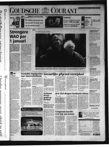 Goudsche Courant 2005-03-09
