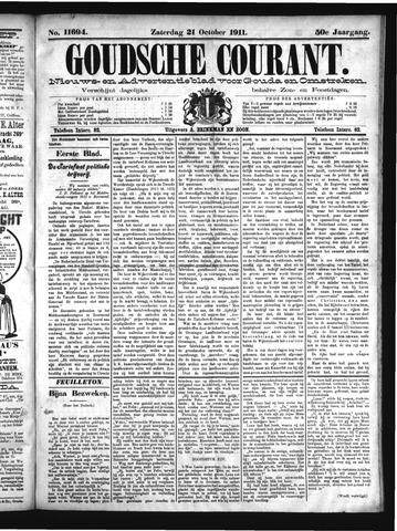 Goudsche Courant 1911-10-21