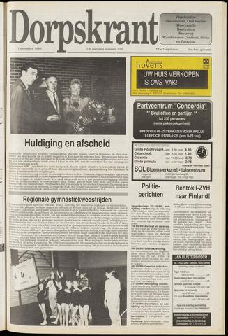 Dorpskrant 1989-11-01