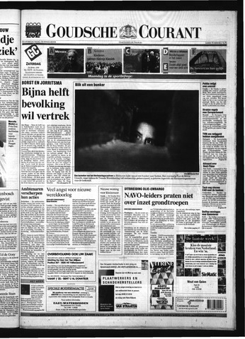 Goudsche Courant 1999-04-24