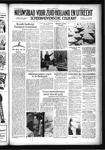 Schoonhovensche Courant 1956-02-17
