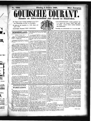 Goudsche Courant 1897-10-05