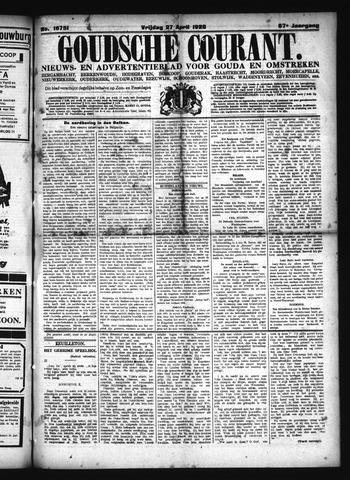 Goudsche Courant 1928-04-27