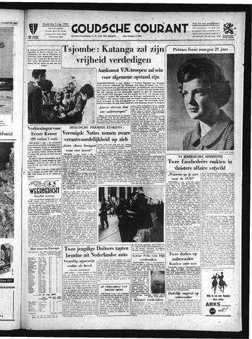Goudsche Courant 1960-08-04