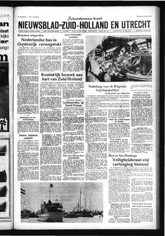 Schoonhovensche Courant 1965-05-24