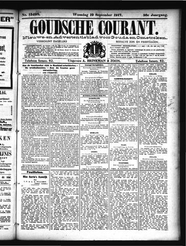 Goudsche Courant 1917-09-19