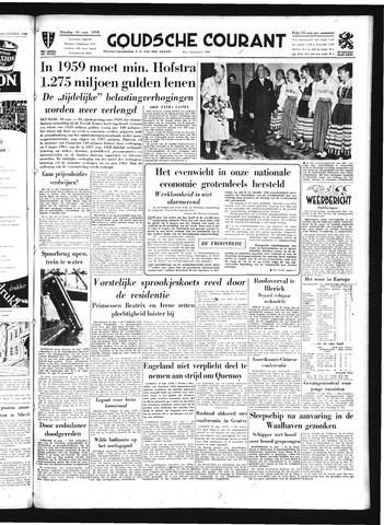 Goudsche Courant 1958-09-16