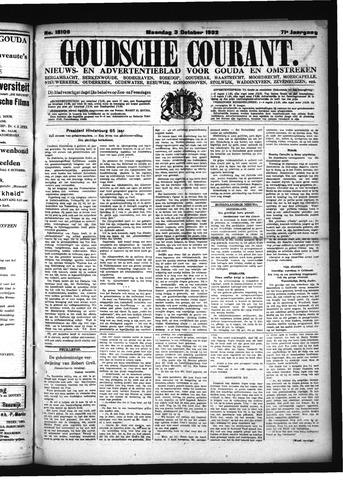 Goudsche Courant 1932-10-03