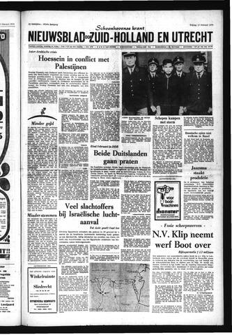 Schoonhovensche Courant 1970-02-13
