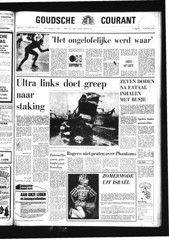 Goudsche Courant 1972-02-07