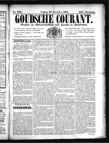 Goudsche Courant 1895-11-22