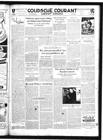 Goudsche Courant 1950-02-16