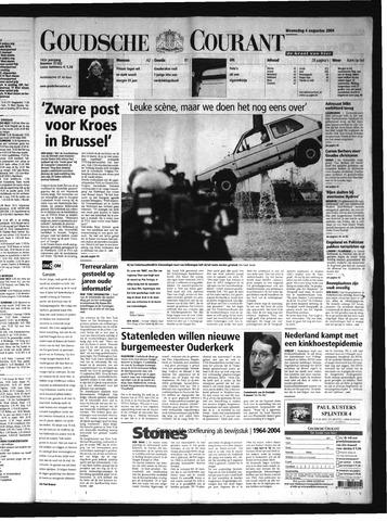 Goudsche Courant 2004-08-04