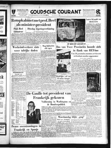 Goudsche Courant 1958-12-22