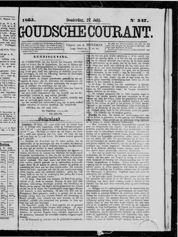 Goudsche Courant 1865-07-27