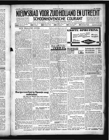 Schoonhovensche Courant 1936-07-24