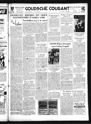 Goudsche Courant 1950-07-10