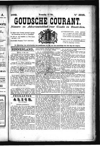 Goudsche Courant 1889-05-15
