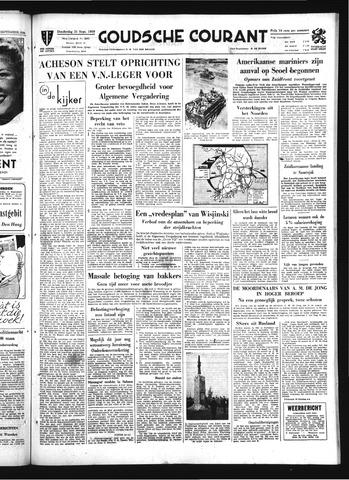 Goudsche Courant 1950-09-21