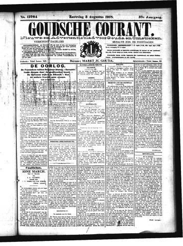 Goudsche Courant 1918-08-03