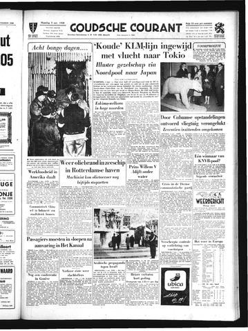 Goudsche Courant 1958-11-03