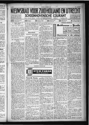 Schoonhovensche Courant 1929-10-04
