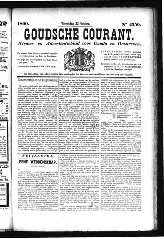 Goudsche Courant 1890-10-22