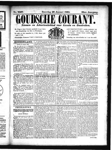 Goudsche Courant 1895-01-26