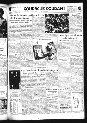 Goudsche Courant 1954-11-25