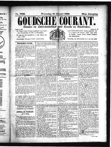 Goudsche Courant 1899-01-18