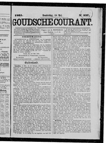 Goudsche Courant 1865-05-18