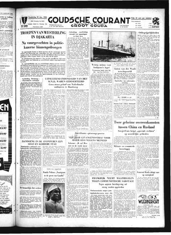 Goudsche Courant 1950-01-26