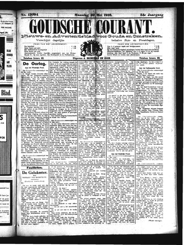 Goudsche Courant 1916-05-22