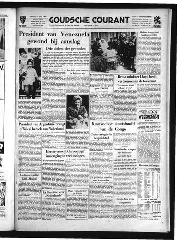 Goudsche Courant 1960-06-25