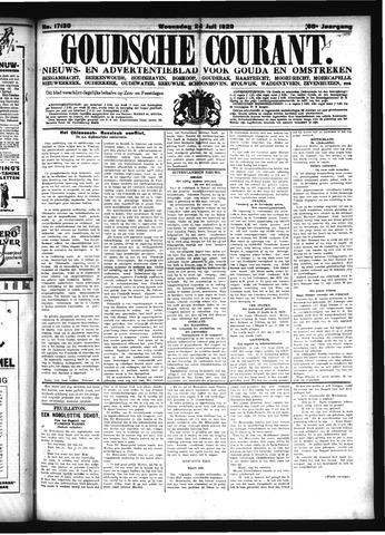 Goudsche Courant 1929-07-24