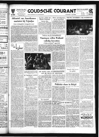 Goudsche Courant 1950-08-07
