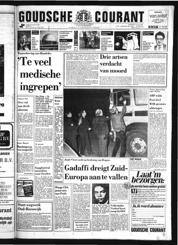 Goudsche Courant 1986-04-12