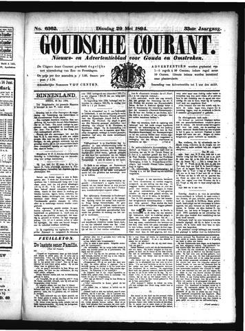 Goudsche Courant 1894-05-29