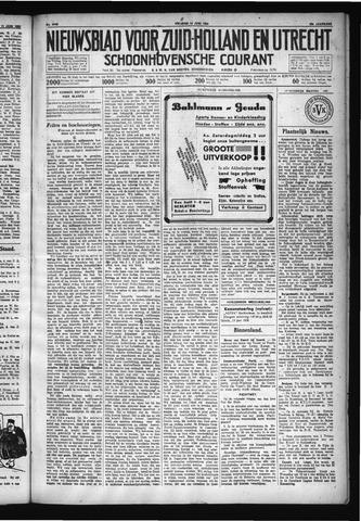 Schoonhovensche Courant 1930-06-13