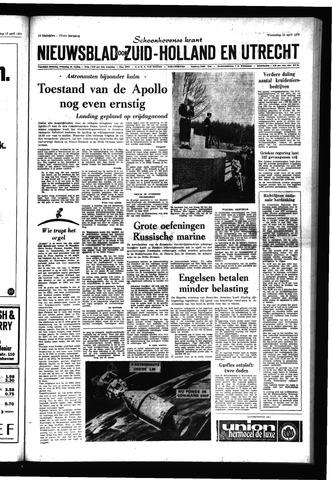Schoonhovensche Courant 1970-04-15