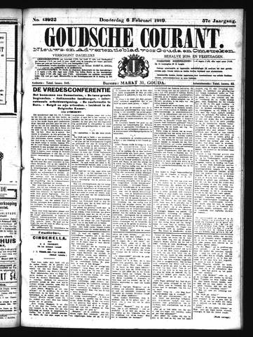 Goudsche Courant 1919-02-06