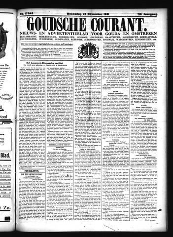 Goudsche Courant 1931-11-25
