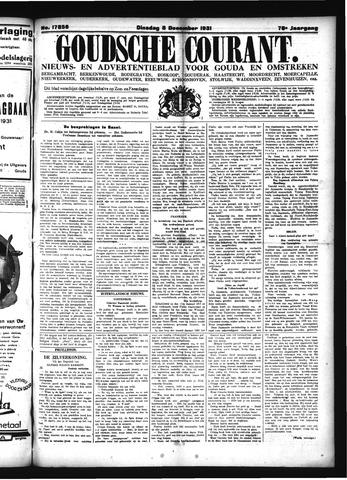 Goudsche Courant 1931-12-08