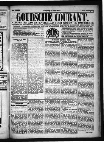 Goudsche Courant 1923-06-08