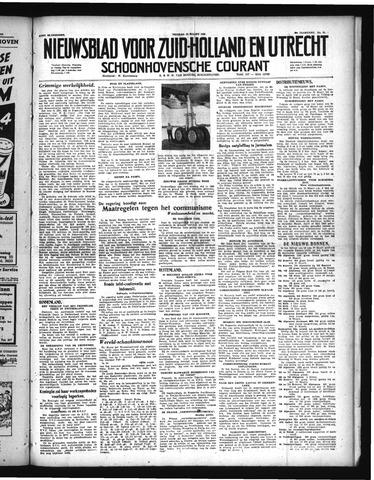 Schoonhovensche Courant 1948-03-12