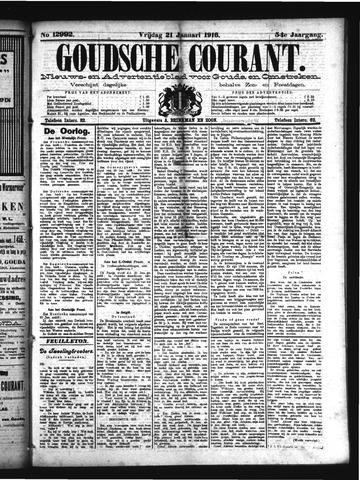 Goudsche Courant 1916-01-21