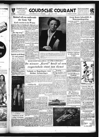Goudsche Courant 1953-04-29