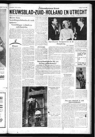 Schoonhovensche Courant 1962-04-27